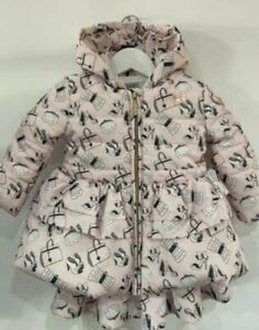 Le Chic Baby Girls Coat, Age 12 Months