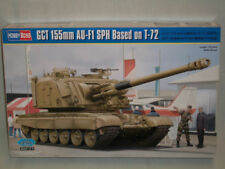 Hobbyboss 83835 1:35th escala GCT 155 mm AU-F1 Sph basado en T-72