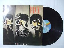 The Fixx – Walkabout - Disco Vinile 33 Giri LP Album Stampa BRASILE 1986