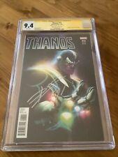 THANOS #13 CGC 9.4 Marvel Rare 1:25 Albuquerque Variant 1st Cosmic Ghost Rider