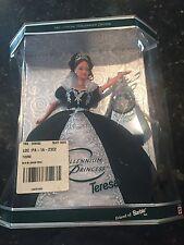 Barbie Collector Millennium Princess Teresa Doll Box Slight Damage, Doll Is Mint