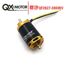 JMT 3800KV Brushless Motor 80A for Fan 6 Blade EDF Unit RC Airplane QX-Motor