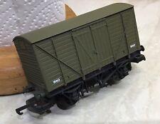 Lima  Very short 4 Wheel support Wagon to Oxford Rail's Boche Buster Gun