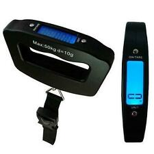 NEW Digital Luggage Scale Portable Hook Weighing Travel