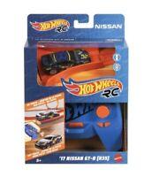 2020 Hot Wheels RC '17 Nissan GT-R (R35) 2.4ghz Radio Controlled Car