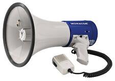 Monacor tm-17 Megáfono Micrófono de mano con cable en espiral