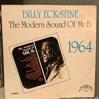 """BILLY ECKSTINE - 1964 The Modern Sound Of Mr. B - 12"""" Vinyl Record LP - EX"""