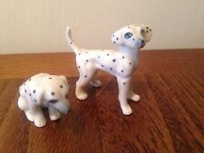Dogs Unmarked Porcelain & China Pieces