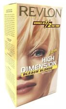 Revlon High Dimension Beach Blonde Hair Creme Lightening Kit New Old Stock NOS