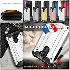 Etui Coque housse 2 en 1 Shockproof Armor Guard Case cover Xiaomi Pocophone F1