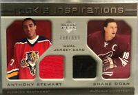2006 Upper Deck Rookie Update Anthony Stewart Shane Doan Dual Jersey Patch #211