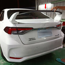Painted Color For Toyota Corolla Altis 12th RR Look Rear Trunk Spoiler Wing 2019