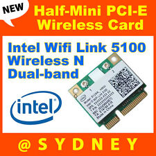 NEW Intel 512AN_HMW Wi-fi Link 5100 Wireless N WLAN Half-Mini Card 572507-001