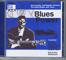 HOUND DOG TAYLOR / MUDDY WATERS +	Blues Power	Mojo compilation	CD	2004