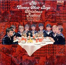 The Vienna Choir Boys - Christmas Festival - LP