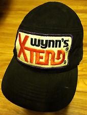 WYNN's X-TEND vtg patch baseball hat Canada automotive fuel beat-up cap OG