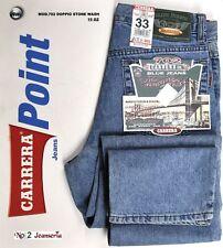 CARRERA jeans MODELLO 702 5 TASCHE DOPPIO STONE WASH  MISURA 60