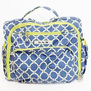 Jujube Royal Envy BFF Diaper Bag With Changing Pad