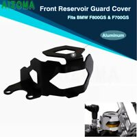 Aluminum Front Brake Fluid Reservoir Guard Cover Fit BMW F800GS F700GS Motocross