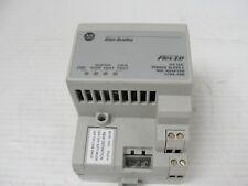 Allen Bradley 1492-ASB, Power Supply, Input: 24 VDC 450 mA, Output: 5 VDC 640 mA