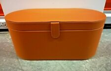 Dyson Airwrap Styler Coanada Air Authentic Genuine Replacement Tan Case & Insert
