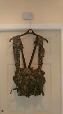 Mil-tec Camouflage webbing/Pouches/Utility Belt/ for Paint-balling/Airsoft