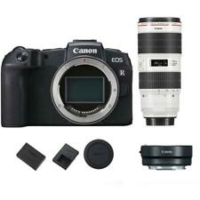 Canon EOS RP Mirrorless Digital Camera with Canon 70-200mm f/2.8L III