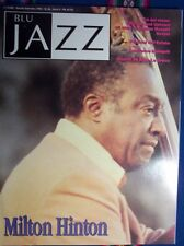 """Rivista """" Blu Jazz """" n. 36 - anno 5 - settembre 1993"""