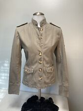 Angels Military Style Blazer Jacket Coat M