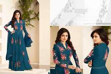 Asian/Indian/Pakistani Designer Anarkali Wedding Salwar Kameez Suit/unstitched
