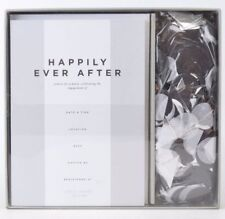 West Emory 'Happily Ever After' Invitation Card & Envelopes x 288 set -  $405