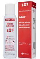 HOLLISTER ADAPT MEDICAL ADHESIVE SPRAY #7730 LARGE SIZE 3.8oz OSTOMY SUPPLY NEW