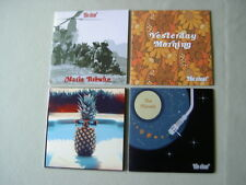 THE CLEAR job lot of 4 promo CDs Maria Browne Yesterday Morning Sunlight Planets