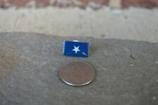 Bonnie Blue Flag Lapel Hat Pin Confederate CSA Civil War Souvenir
