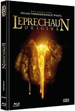 Mediabook Leprechaun Origins 2014 - Uncut LCE Cover A Blu-ray DVD Box A New