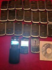 BlackBerry  Curve 8900 - Schwarz (Ohne Simlock) Smartphone