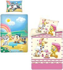 Disney Babys Babybettwäsche - Kinderbetwäsche 100x135+40x60 100% Baumwolle