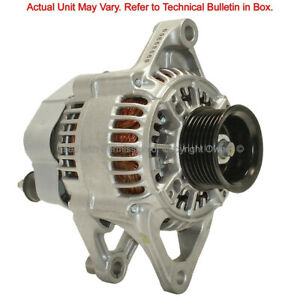 Remanufactured Alternator  Quality-Built  13910