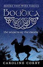 Corby BSc Hons Mathematics & Statistics, Caroline, Boudica: The Secrets of the D