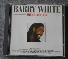 Barry White, the collection - best of, CD