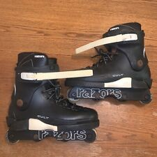 Razor Cult B agressive inline skates Roller Blades size 11