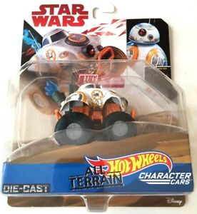 Hot Wheels Star Wars The Last Jedi All Terrain BB-8  - MIB - NEW