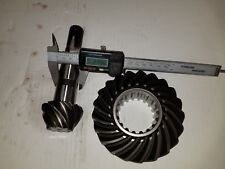 New Kubota Tractor Front Crown & Pinion Shaft Fits M4700DT, M4900DT