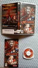 *Complete* Castlevania: The Dracula X Chronicles (Sony PSP, 2007)