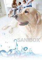 Sanibox in Tanica da 5 litri detersivo igienizzante detergente pulizia pavimenti