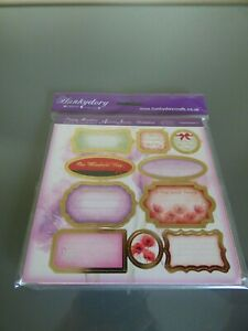 Hunkydory - Poppy Meadow Memory Book Project - NEW