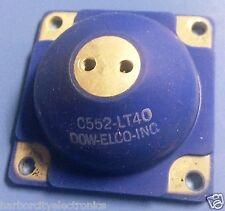 C552-LT40 DOW-ELCO-INC MOUNTS MECHANICAL RUBBER NEW
