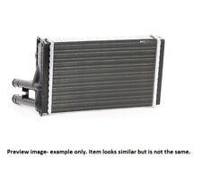 Heater Matrix Core 11089 VW GOLF II 1.3 Cat 1.6 D TD 1.8 GTI 16V G60 Syncro LHD