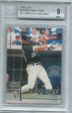 1996 Rookies and Stars-Magglio Ordonez RC Graded Beckett 9 MINT-White Sox