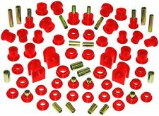 Prothane 99-04 Ford 4WD F-250 Super Duty Complete Suspension Bushing Kit (RED)